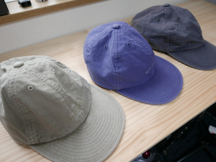 5LサイズのStetsonのCap、帽子